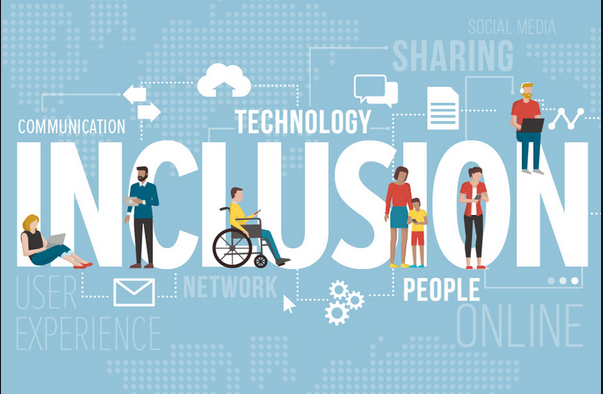 Know the benefits of inclusive design