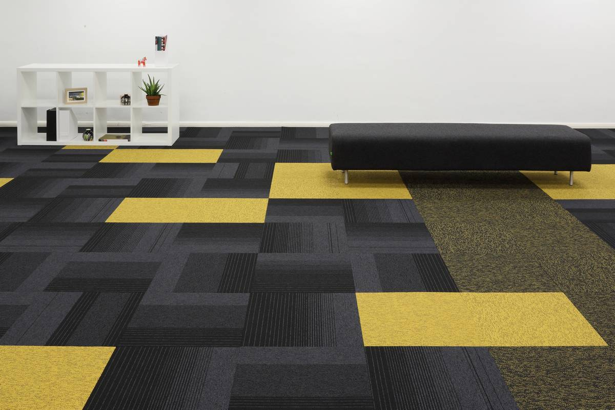 The vision of an artist with excellent discount carpet