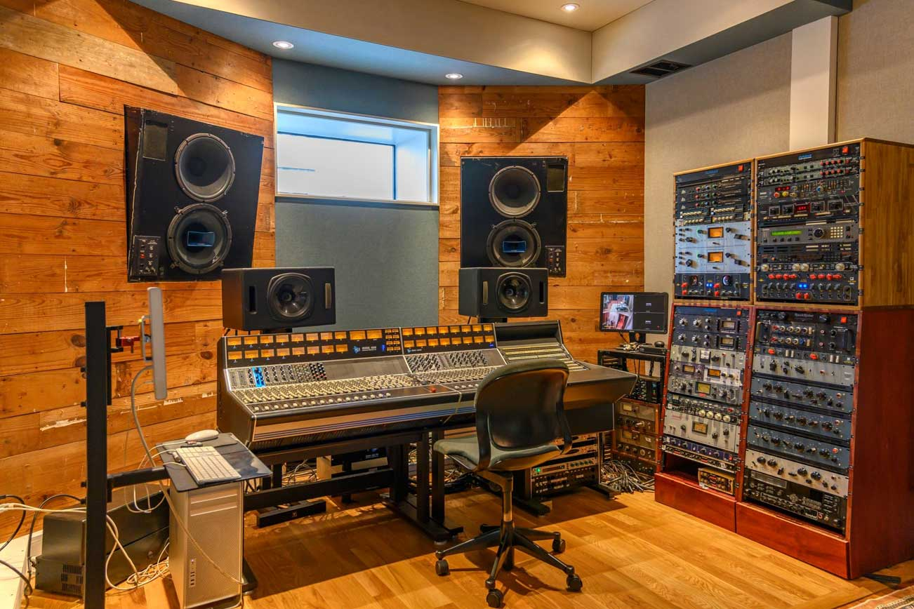 Count on the best of recroding studios in Atlanta